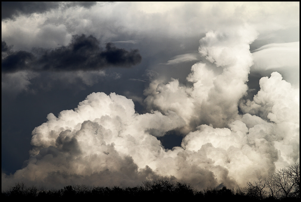 Photograph angry skies by Andreas Krause on 500px
