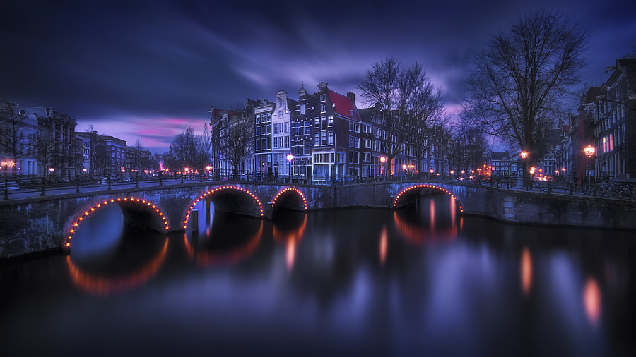 Photograph Always Amsterdam by Iván Maigua on 500px