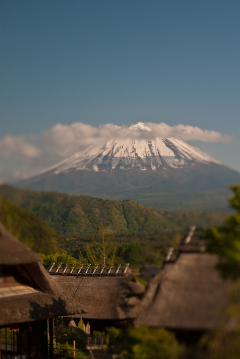 Photograph Tilt fuji by Jayrad MD on 500px