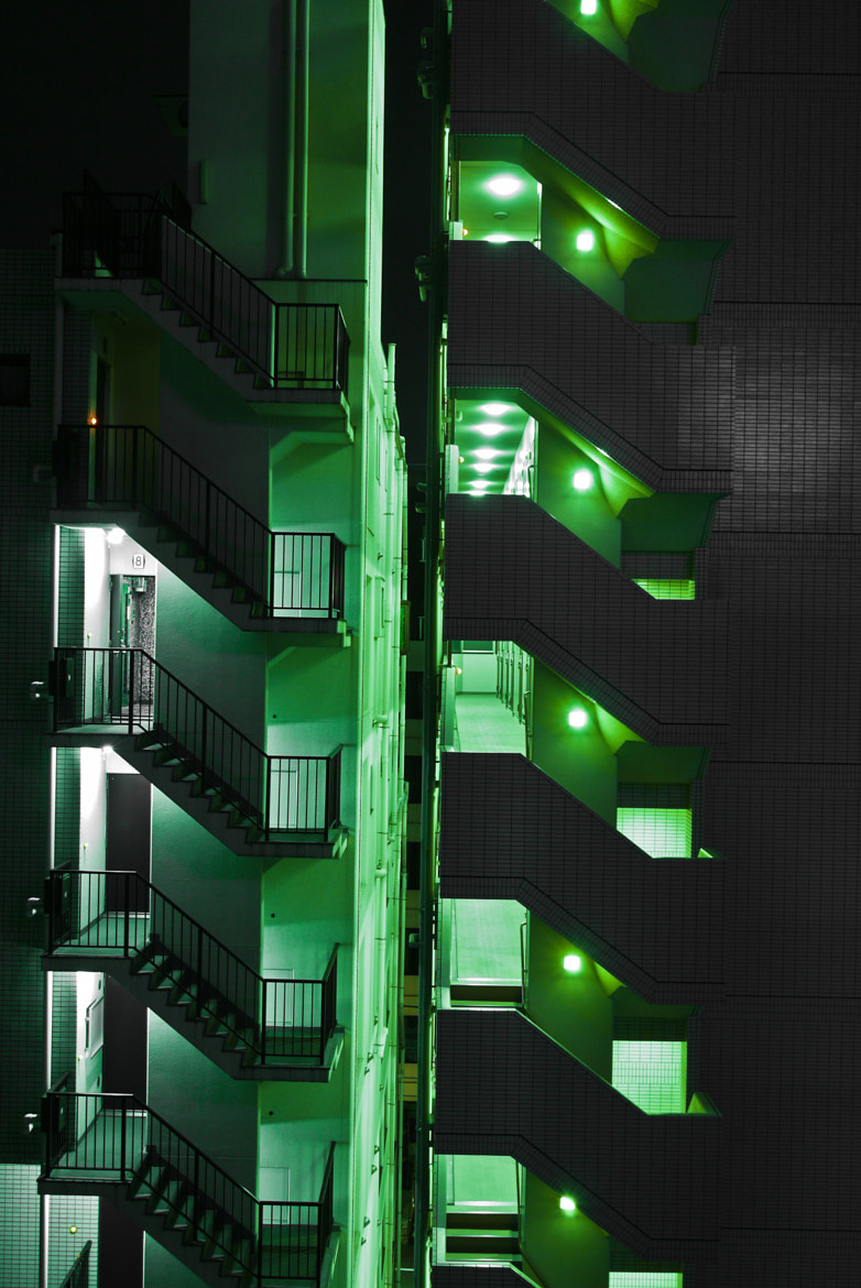 Photograph Tokyo Apartments by Jayrad MD on 500px
