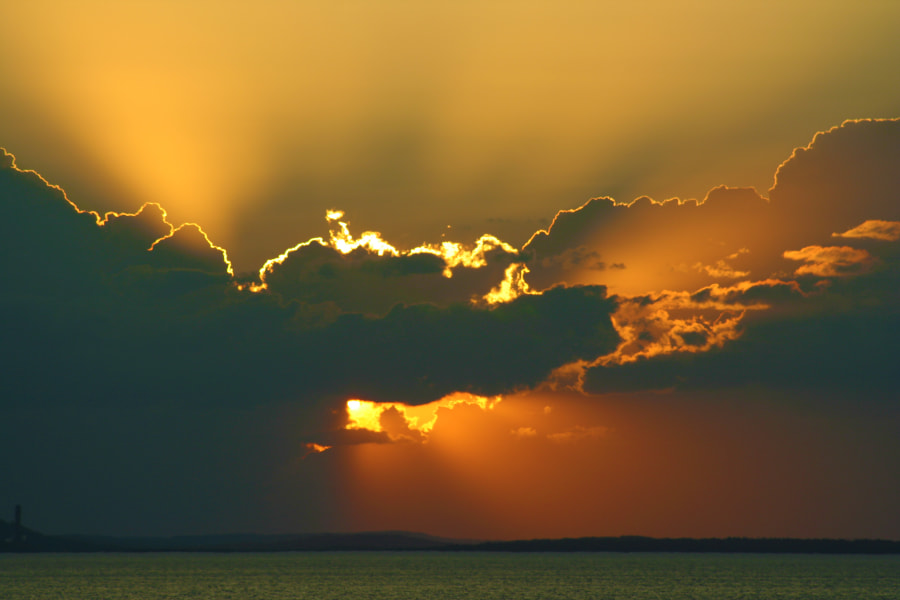 Marquette Sunset One