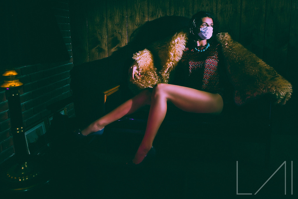 Photograph Masked Fashion  by Atmosphere Light on 500px