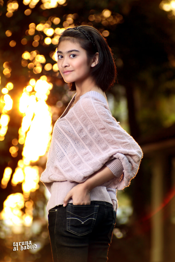Photograph Hello Dinda  by Renata photographie on 500px