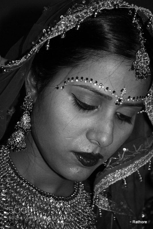 Photograph indian Bride by Shambhu Singh Rathore on 500px