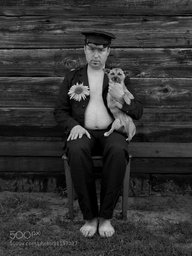 Photograph serious man by Sebastian Luczywo on 500px
