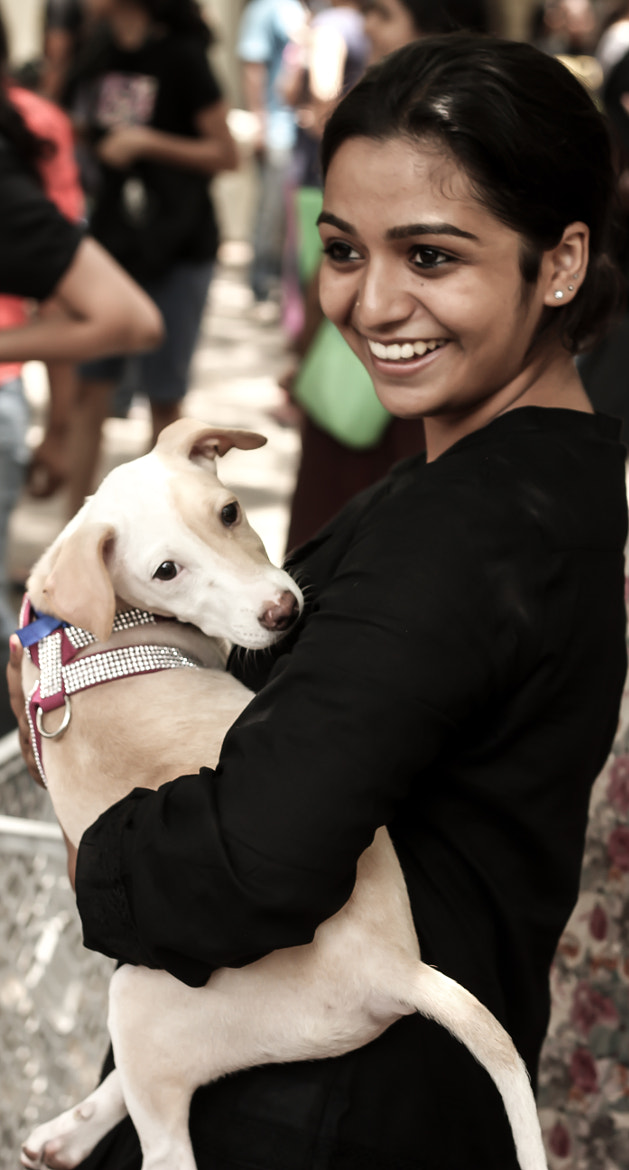 Photograph Pup Happiness! by Vinith Kumar on 500px