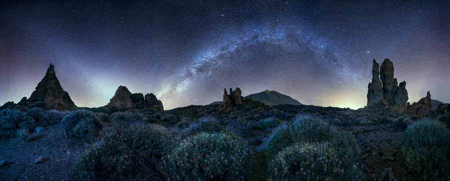 Tenerife by Max Rive on 500px.com