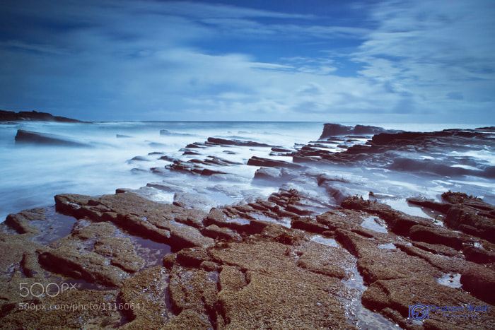 Photograph Rugged Shore by Graham Walsh on 500px