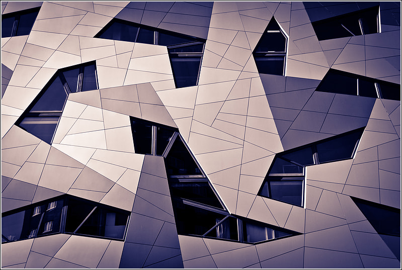 Photograph Made of Steel by Gunnar Gall on 500px
