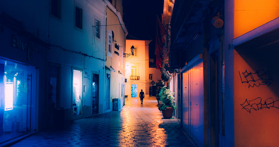 Wrapped In Colors (Faro, 2015) by Marius Vieth on 500px.com