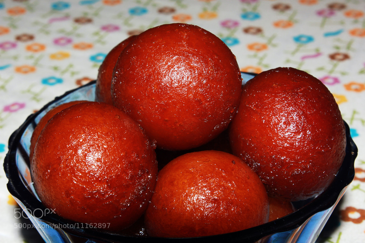 Photograph Gulab jamun by Dipen Bhalani on 500px