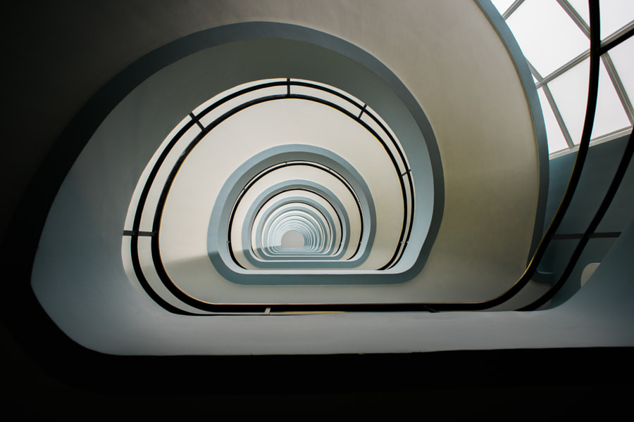 Staircase of