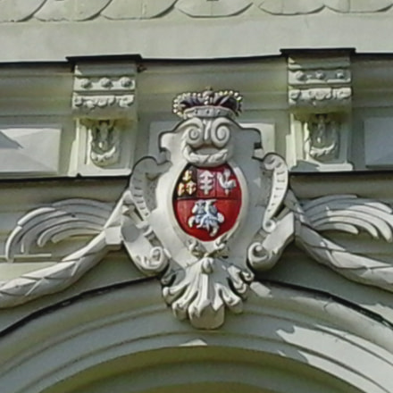 House of Sapieha grand coat of arms (1858–59)