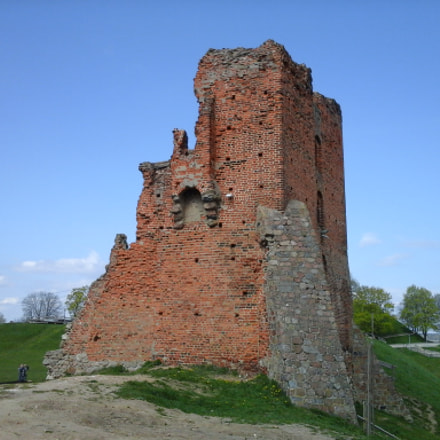 Ruins of Navahrudak Castle