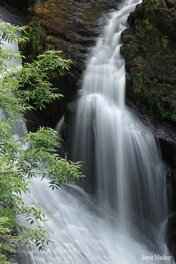 Photograph Swallow Falls by Steve Mackay on 500px