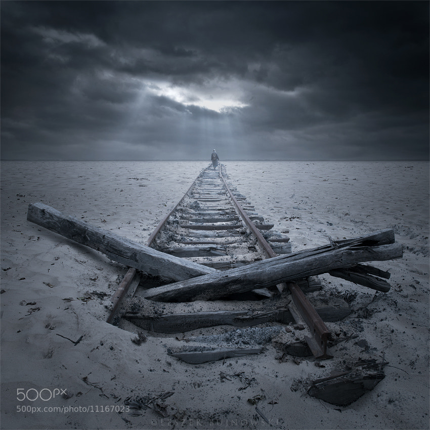 Photograph Dead end by Leszek Bujnowski on 500px