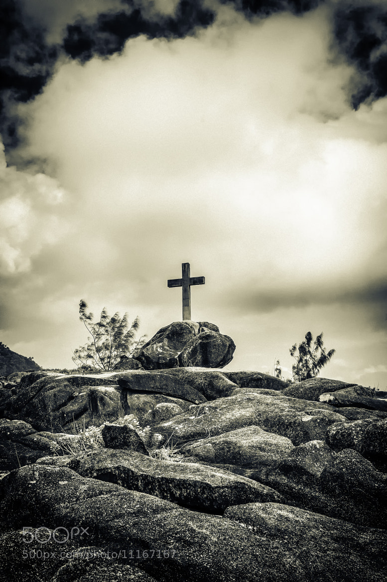 Photograph Cross by Barry Lang on 500px