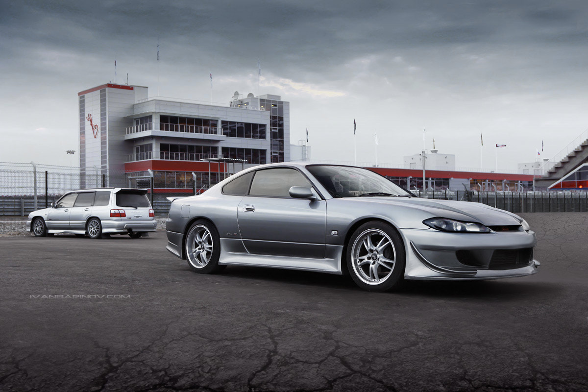 Photograph Nissan Silvia S15 by Ivan Barinov on 500px