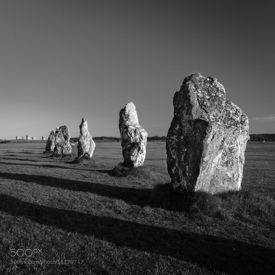 Photograph Lagatjar Menhirs by Anth Optic on 500px