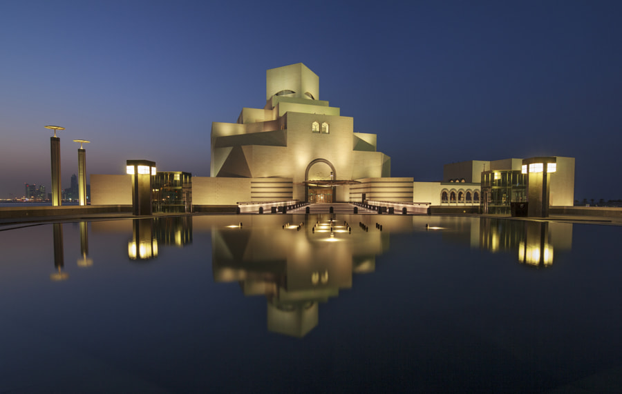 Museum of Islamic Art, Doha by Muhammed Salih on 500px.com