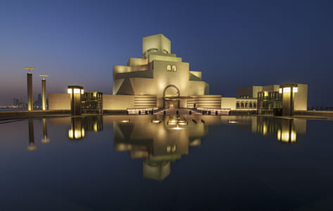 Museum of Islamic Art, Doha by Alejandro Santiago on 500px