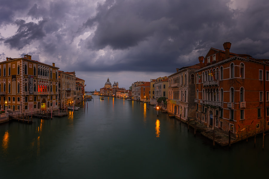 Photograph Accademia Dusk by Jim Nilsen on 500px