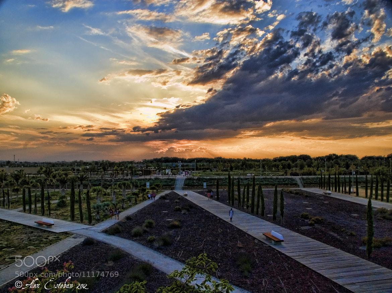 Photograph Parque del Agua by Alex Esteban on 500px