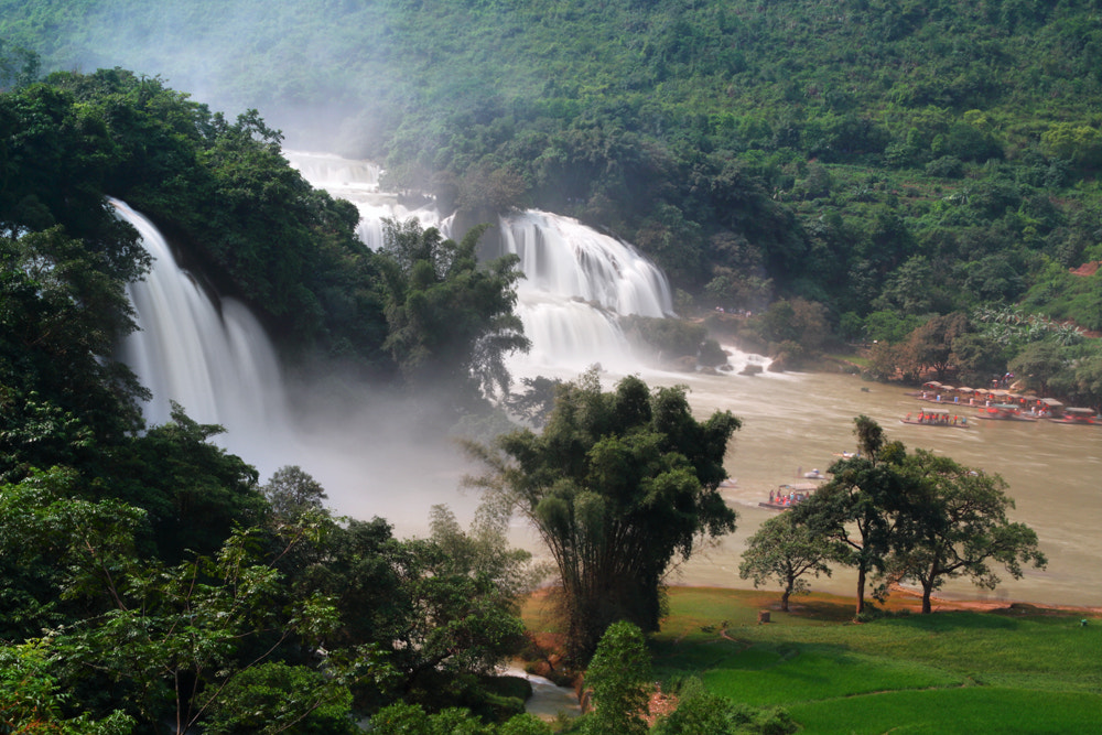 Photograph Ban Gioc Waterfall by Viet Hung on 500px
