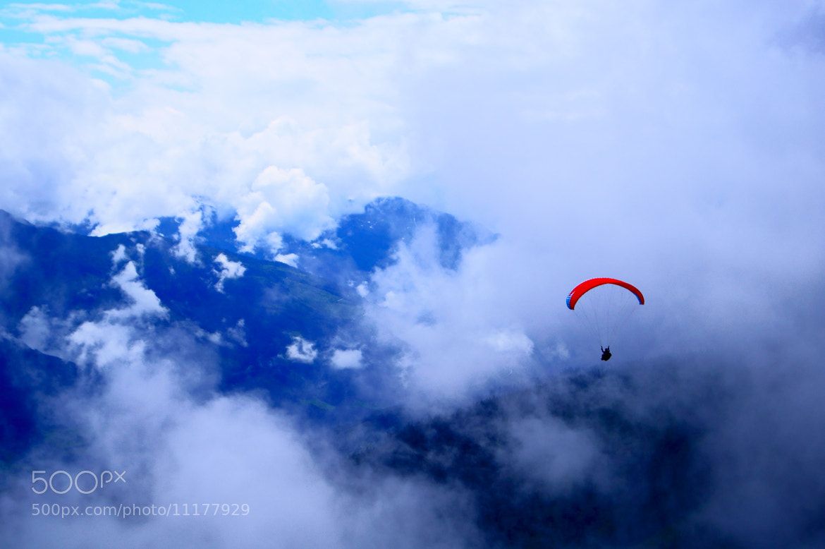 Photograph Swim in the SKY by Mohammed Abdo on 500px