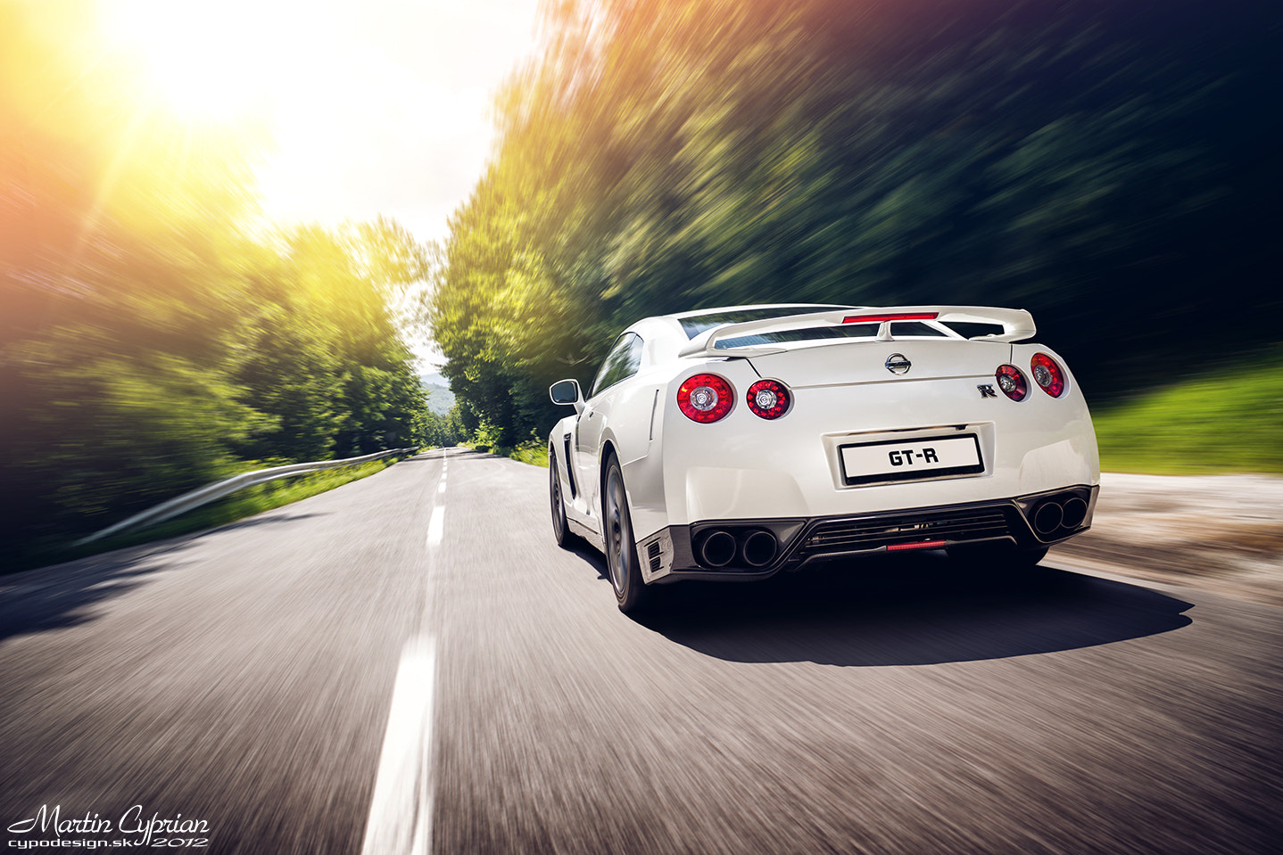 Photograph Because GT-R by Martin Cyprian on 500px