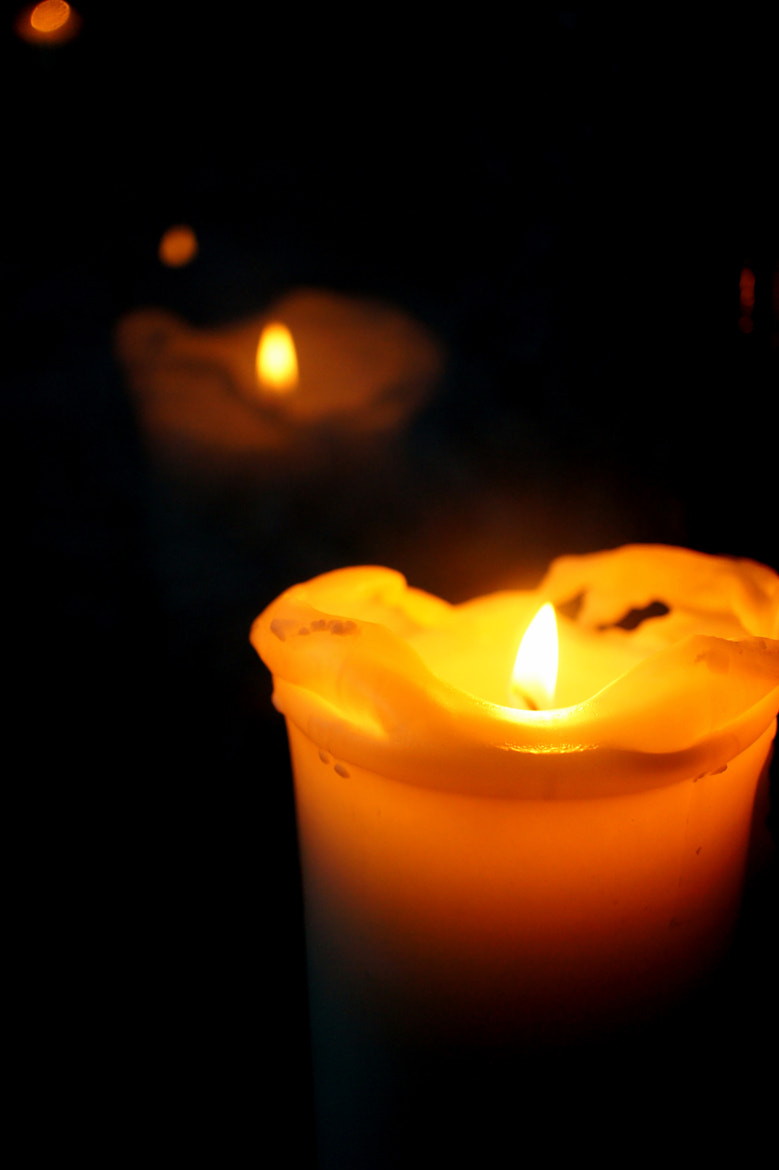 Photograph candle by liu han-lin on 500px