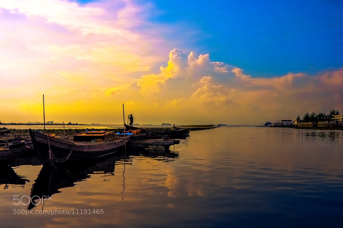 Photograph Tanjung Uma Batam Island by Raja Ghazali on 500px