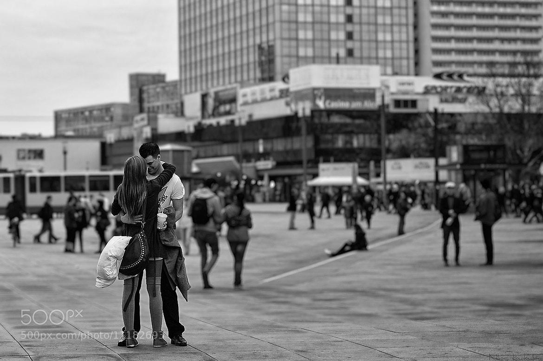 Photograph Kiss me now by Nikos Koutoulas on 500px