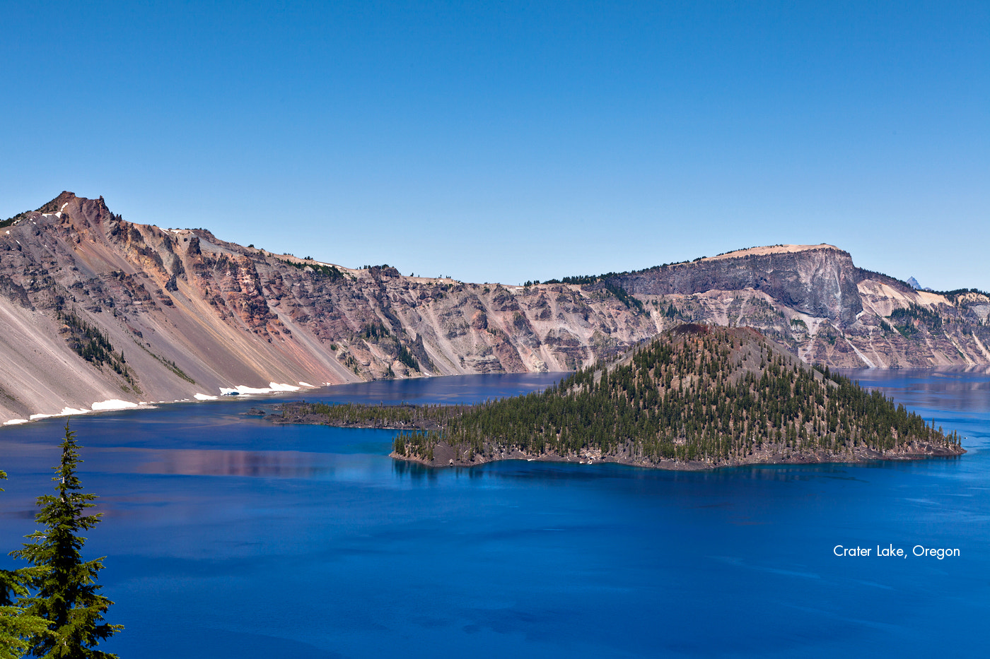 Photograph Crater Lake, Oregon by Kyle Mahoney on 500px