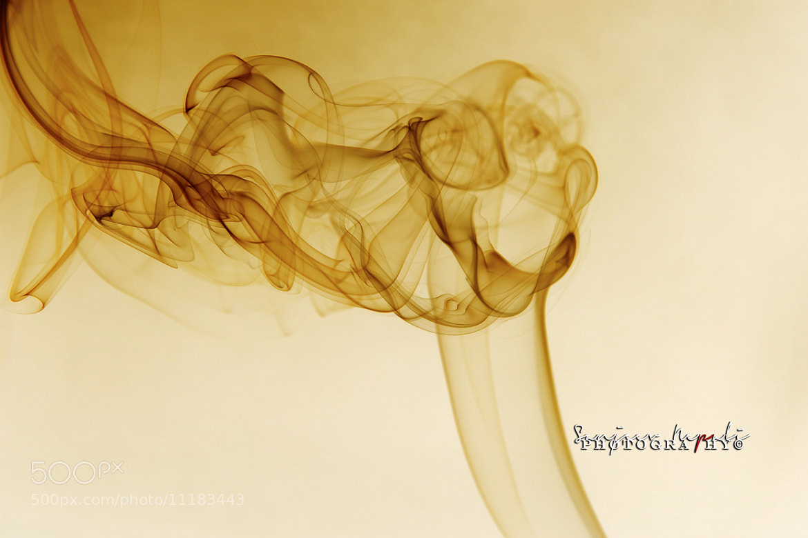 Photograph smoke art by Sanjeev Nepali  on 500px
