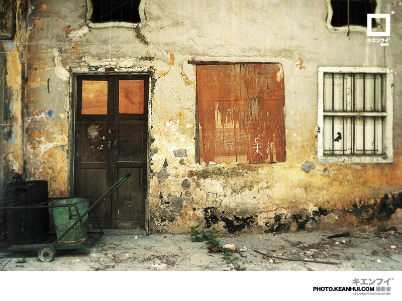 Photograph Abandoned House #2. by Law Kean Hui on 500px
