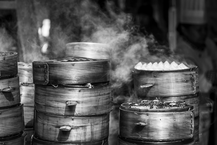 B&W cuisine by Bright Chen on 500px.com