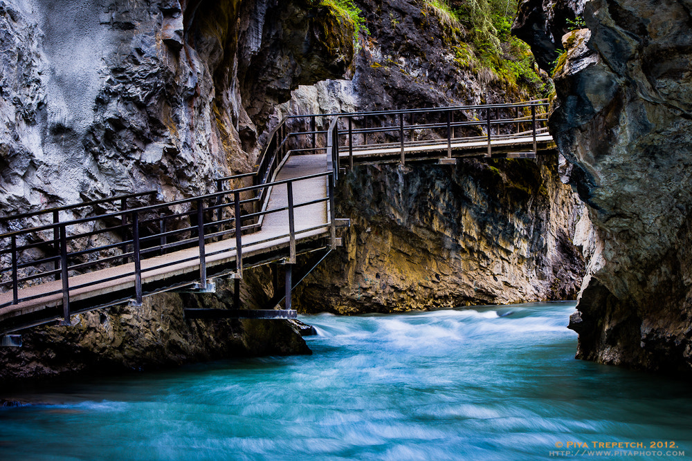 Photograph Canyon Walk by Timothy Trepetch on 500px