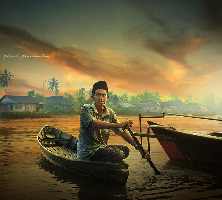 Photograph the Old Jukung by Randy Rakhmadany on 500px
