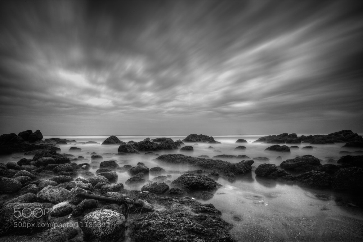 Photograph black and white seascape by Prithvi Poosapati on 500px