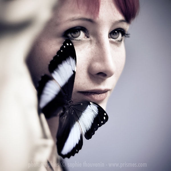 Photograph miss butterfly by sophie thouvenin on 500px