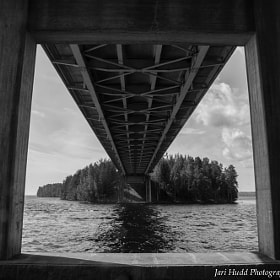 Under the Bridge by Jari Hudd on 500px.com