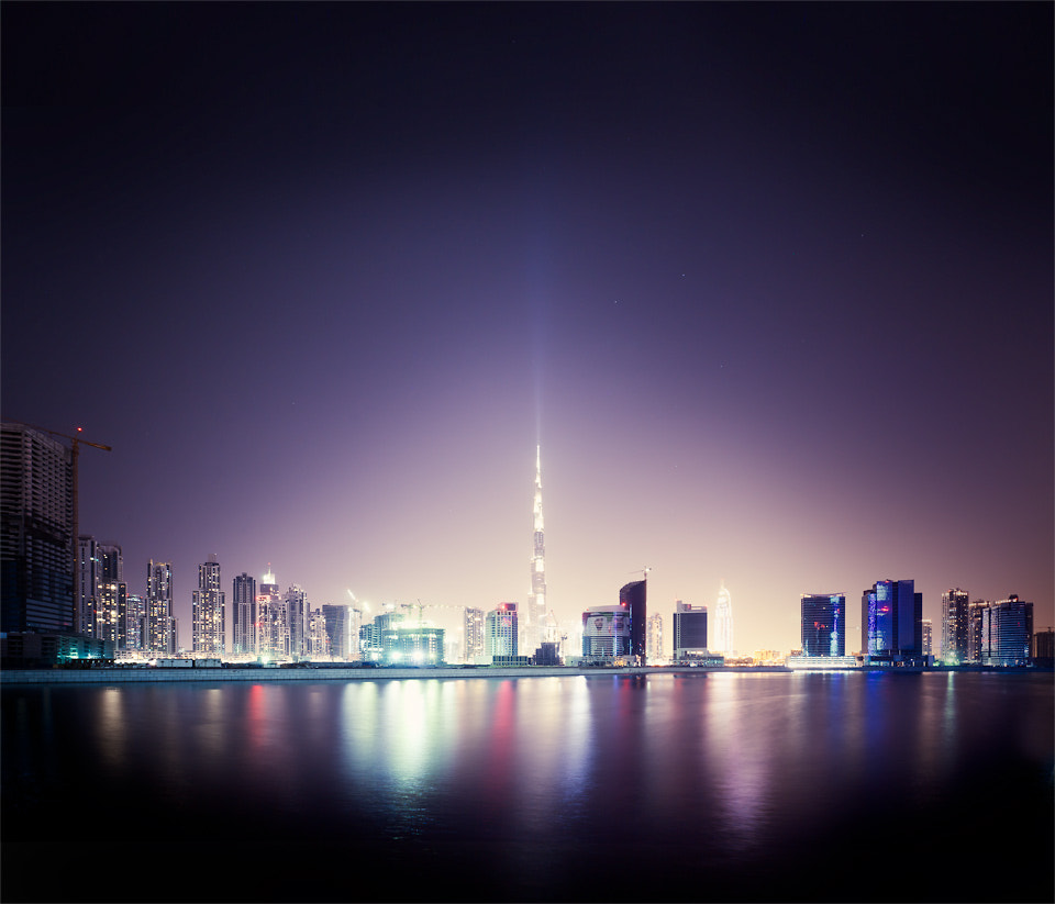 Photograph dubai.mystic.city.five by Johannes Heuckeroth on 500px