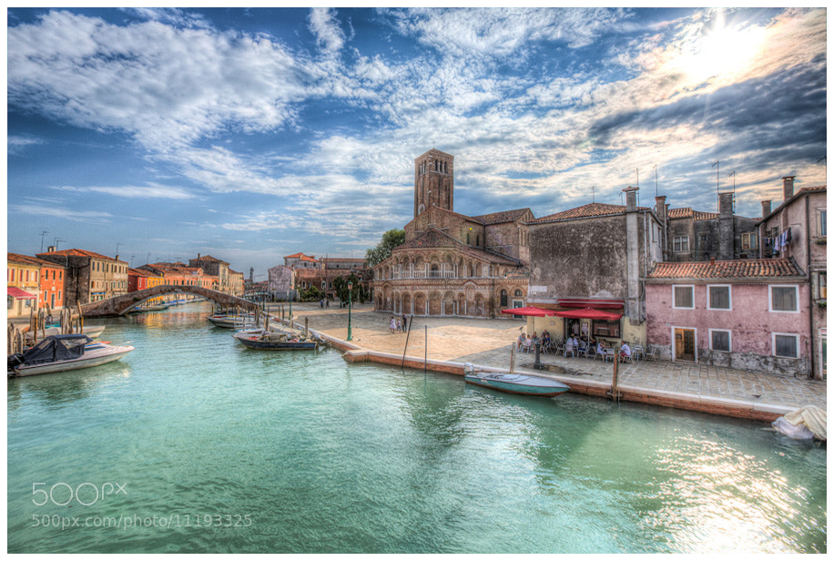 Photograph Murano by Christoph Meyer on 500px