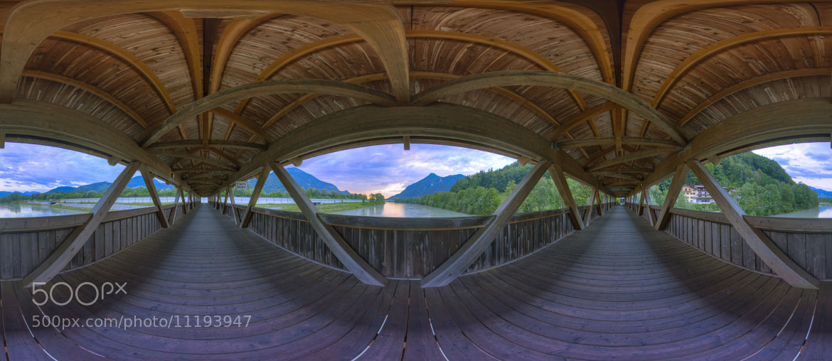 Photograph old Border Bridge/Color by Stefan Thaler on 500px