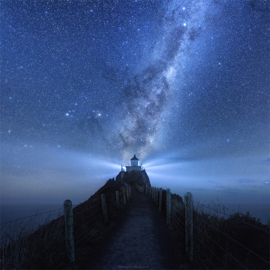 Photograph Birth of the Universe by Daniel Kordan on 500px