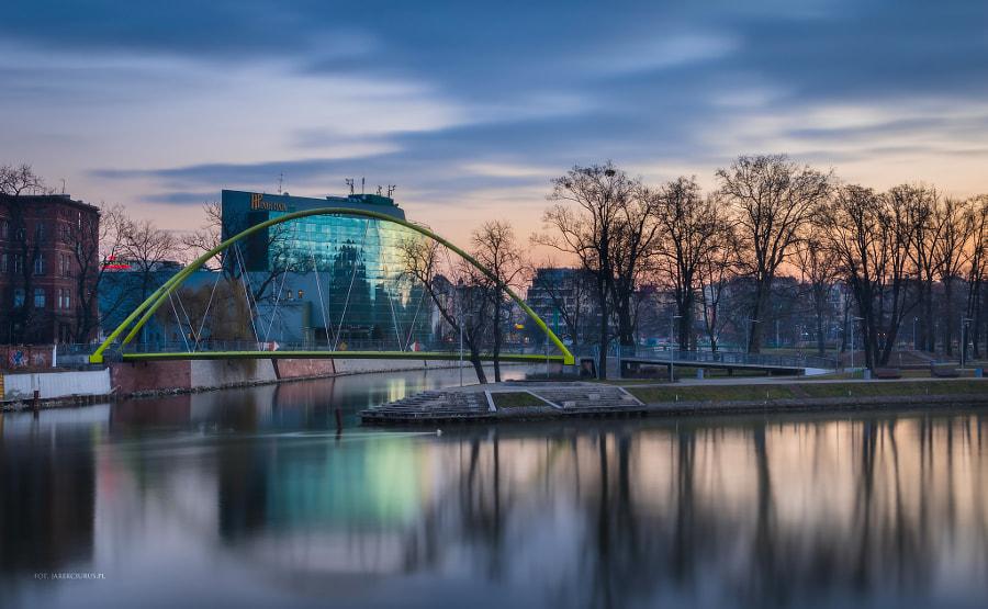 Wyspa Slodowa in Wroclaw