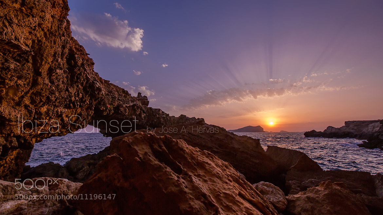 Photograph Ibiza Sunset by Jose Antonio Hervas on 500px