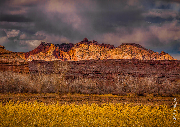Photograph San Rafael Swell by Michael Flaherty on 500px
