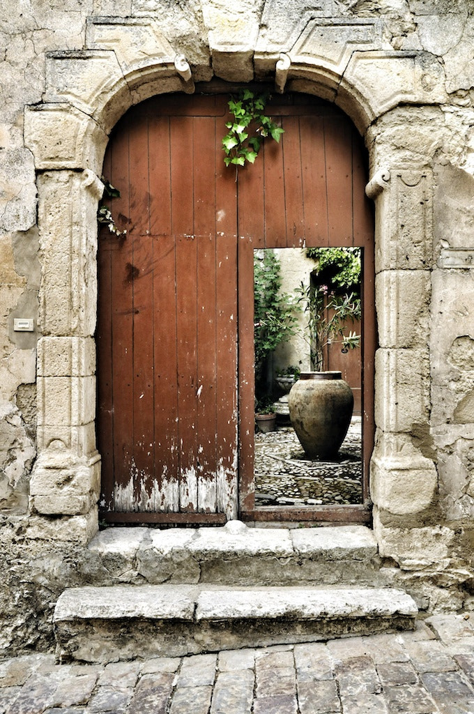 Photograph Sicilian Doorway by Frode Orvedal-Kiil on 500px